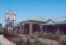Tanjil Motor Inn - Accommodation Kalgoorlie