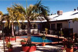 Peppercorn Motel  Restaurant - Accommodation Kalgoorlie