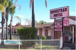 The Homestead Motor Inn - Accommodation Kalgoorlie