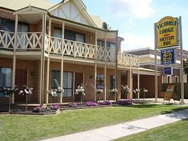 Victoria Lodge Motor Inn and Apartments - Accommodation Kalgoorlie