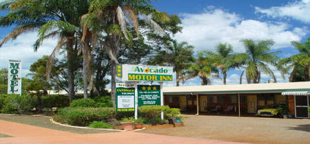 Avocado Motor Inn - Accommodation Kalgoorlie