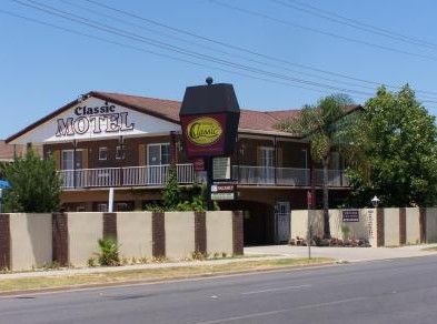 Albury Classic Motor Inn - Accommodation Kalgoorlie