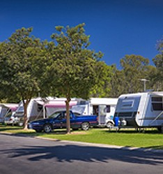 Yarrawonga Holiday Park - Accommodation Kalgoorlie