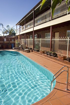 Quality Inn Railway - Accommodation Kalgoorlie