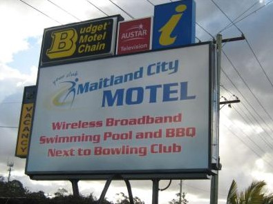 Maitland City Motel - Accommodation Kalgoorlie