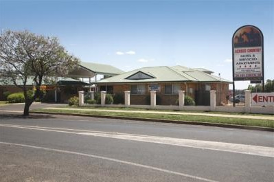 Across Country Motor Inn - Accommodation Kalgoorlie