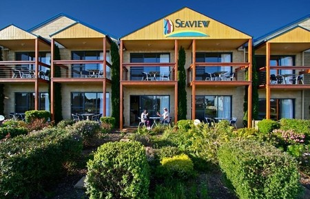 Seaview Motel  Apartments - Accommodation Kalgoorlie