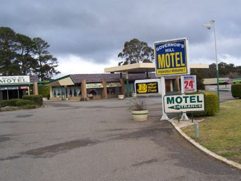 Governors Hill Motel - Accommodation Kalgoorlie