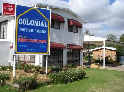 Colonial Motor Lodge - Accommodation Kalgoorlie