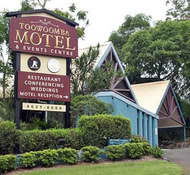 Toowoomba Motel - Accommodation Kalgoorlie