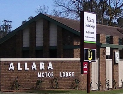 Allara Motor Lodge - Accommodation Kalgoorlie