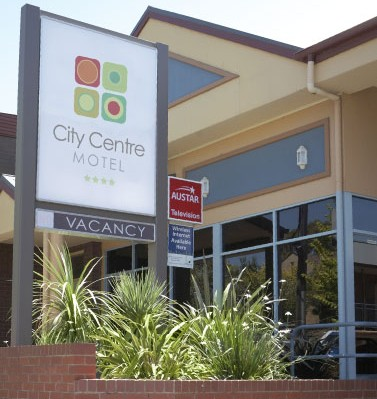 City Centre Motel - Accommodation Kalgoorlie