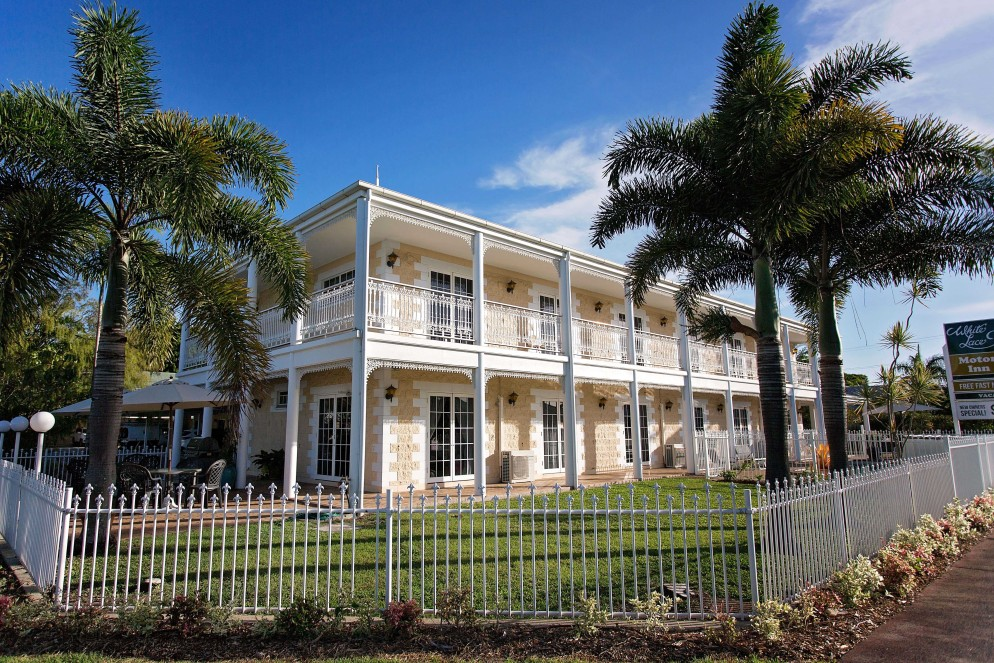 White Lace Motor Inn - Accommodation Kalgoorlie