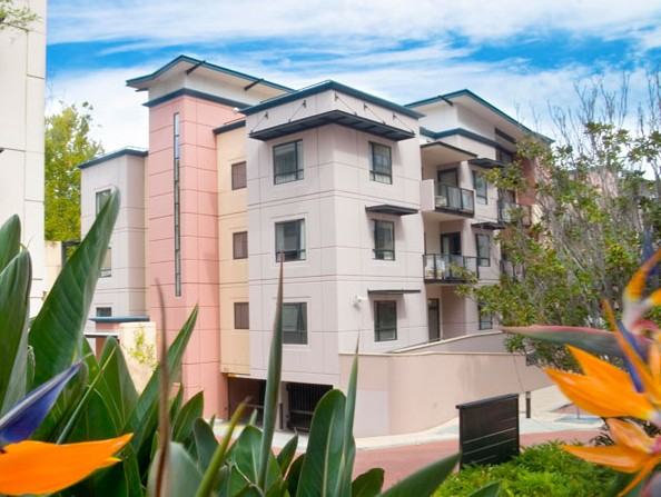 Mounts Bay Waters Apartments - Accommodation Kalgoorlie