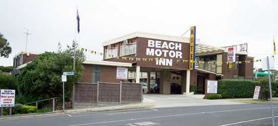 Beach Motor Inn - Accommodation Kalgoorlie
