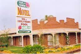 Top Of The Town Motel