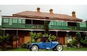 Kingsley House Olde World Accommodation - Accommodation Kalgoorlie