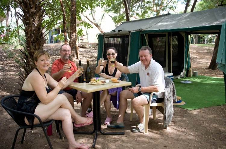 Adels Grove Camping Park - Accommodation Kalgoorlie