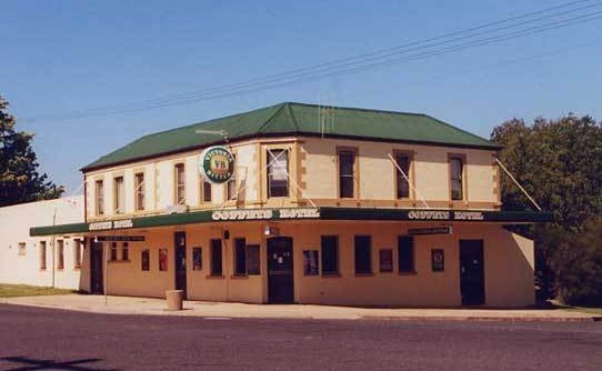 Coffeys Hotel - Accommodation Kalgoorlie
