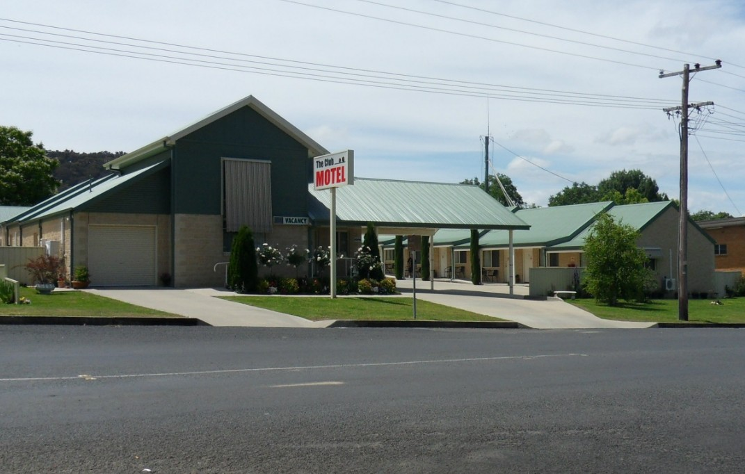 Club Motel Tumbarumba
