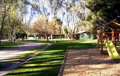 Corowa Caravan Park - Accommodation Kalgoorlie