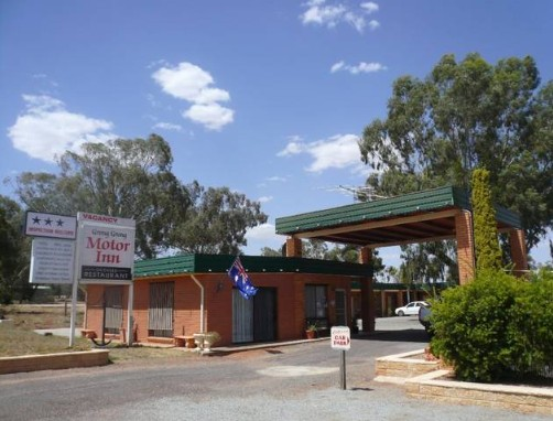 Grong Grong Motor Inn - Accommodation Kalgoorlie