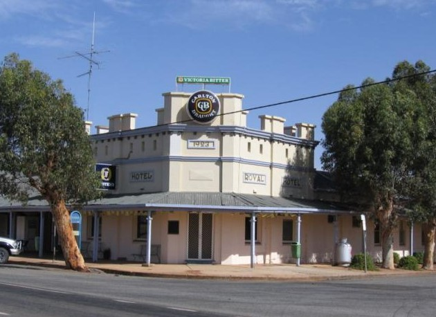Royal Hotel Grong Grong - Accommodation Kalgoorlie