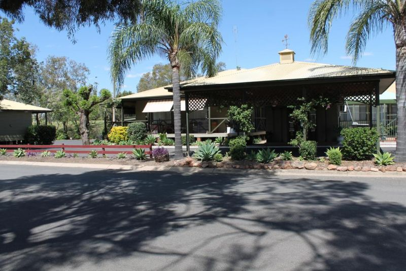 Lake Forbes Motel - Accommodation Kalgoorlie