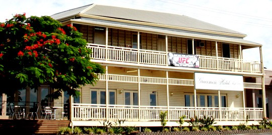 Gracemere Hotel - Accommodation Kalgoorlie