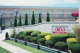 Crest Motor Inn - Accommodation Kalgoorlie