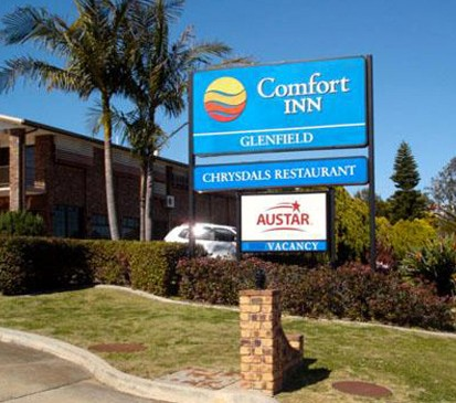 Comfort Inn Glenfield - Accommodation Kalgoorlie