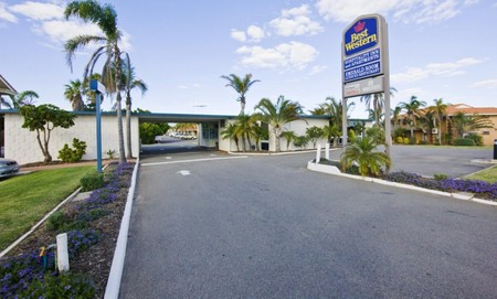 Best Western Hospitality Inn Geraldton - Accommodation Kalgoorlie