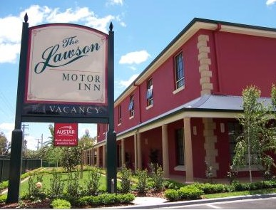The Lawson Motor Inn - Accommodation Kalgoorlie