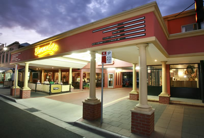 The Commodore Motor Inn - Accommodation Kalgoorlie