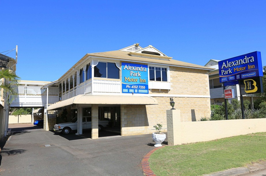 Alexandra Park Motor Inn - Accommodation Kalgoorlie
