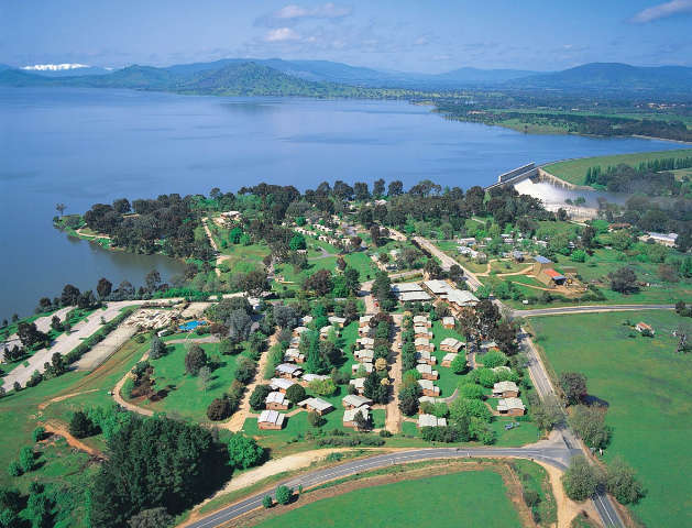 Lake Hume Resort - Accommodation Kalgoorlie