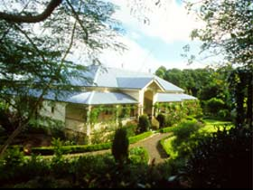 The Falls Rainforest Cottages - Accommodation Kalgoorlie