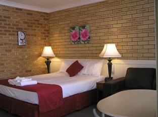 Blue Violet Motor Inn - Accommodation Kalgoorlie