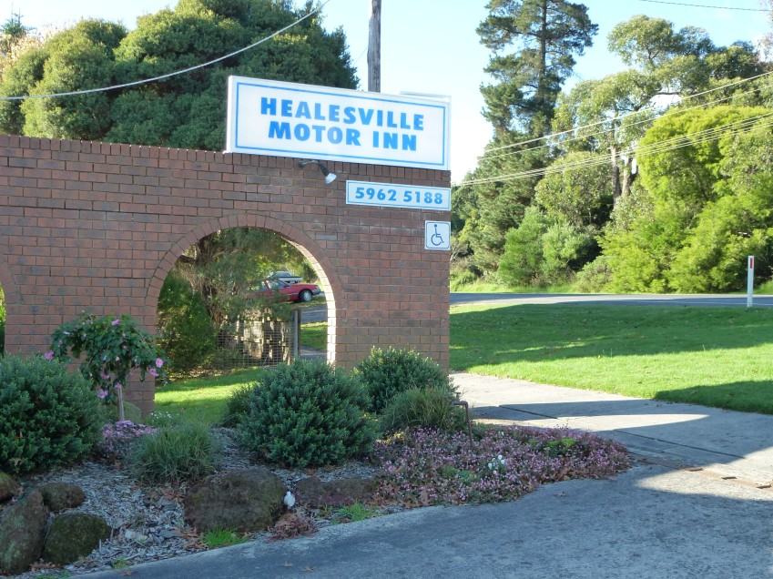Healesville Motor Inn - Accommodation Kalgoorlie