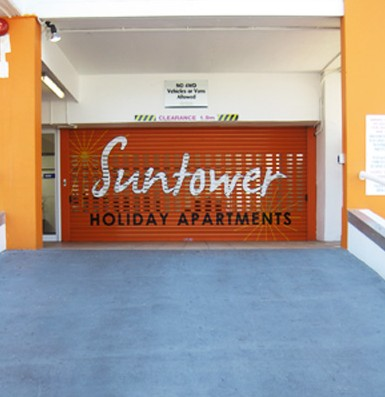 Suntower Apartments - Accommodation Kalgoorlie