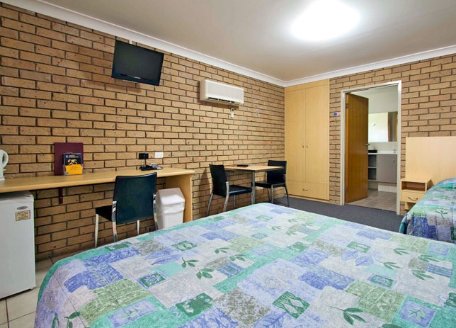 Sunray Motor Inn Toowoomba - Accommodation Kalgoorlie