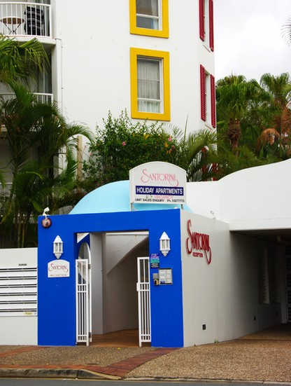 Santorini By The Sea - Accommodation Kalgoorlie