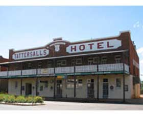 Tattersall Hotel Baradine - Accommodation Kalgoorlie