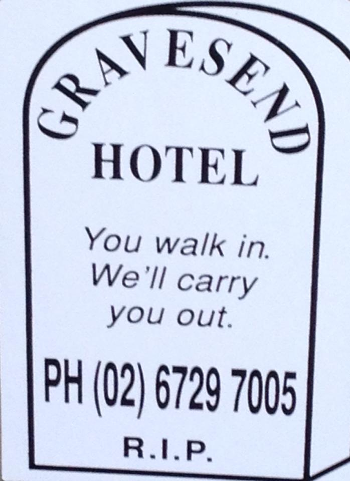 Gravesend Hotel - Accommodation Kalgoorlie