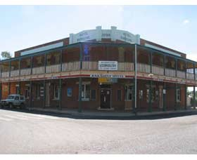 Baradine Hotel - Accommodation Kalgoorlie