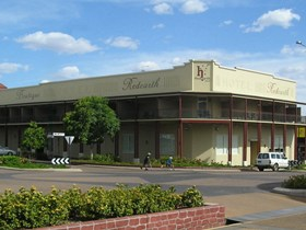 Redearth Boutique Hotel - Accommodation Kalgoorlie