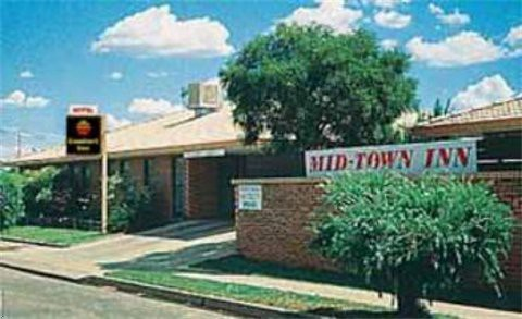 Comfort Inn - Mid Town - Accommodation Kalgoorlie
