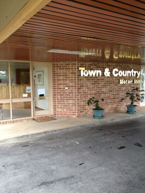 Town amp Country Motor Inn Forbes - Accommodation Kalgoorlie