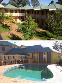Pioneer Motel Kangaroo Valley - Accommodation Kalgoorlie