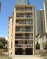 Surfers Paradise Beach Holiday Units - Accommodation Kalgoorlie
